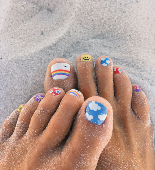 d-uñas nails & beauty|La marca original de belleza de manos & pies-Pedicura